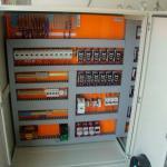 Retrofit de painéis para máquinas de sopro